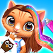 Download Amy's Animal Hair Salon - Cat Fashion & Hairstyles APK