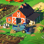 Cover Image of Download Big Farm: Mobile Harvest – Free Farming Game APK