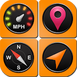 Cover Image of Download GPS Tools® - Find, Measure, Navigate & Explore APK