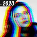 Cover Image of Download Glitch Photo Editor - Glitch Video, VHS, Vaporwave APK