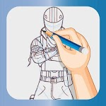 Download How to Draw Super Power Character - Drawing Anime APK