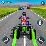 Download Light ATV Quad Bike Racing, Traffic Racing Games APK