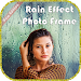 Download Rain Effect Photo Frame / Rain Photo Editor APK