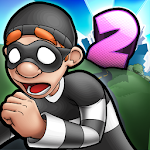 Cover Image of Download Robbery Bob 2: Double Trouble APK