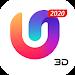 U Launcher 3D: New Launcher 2020, 3d themes