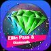 Win Elite Pass & Diamond For Free Fire