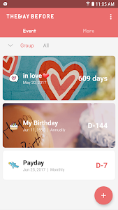 Download TheDayBefore (D-Day countdown) APK
