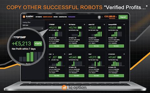 Binary master iq option robot download