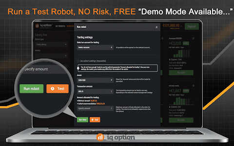 Download IQ Option-Binary Options Robot APK | Android ...