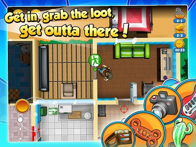 Download Robbery Bob 2: Double Trouble APK