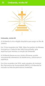Download Umbanda, minha fé! APK