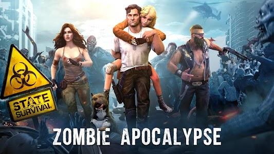Download State of Survival: Survive the Zombie Apocalypse APK