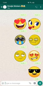 Download New Emojis Stickers 3D Animated WAStickerApps APK