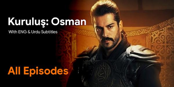 Download Osman Ghazi in Urdu & English - Kurulus Osman APK